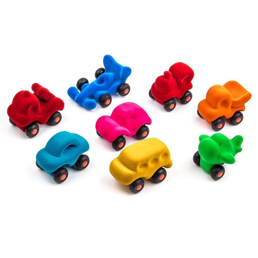 루바부 미니 자동차세트 8pcs(20123)