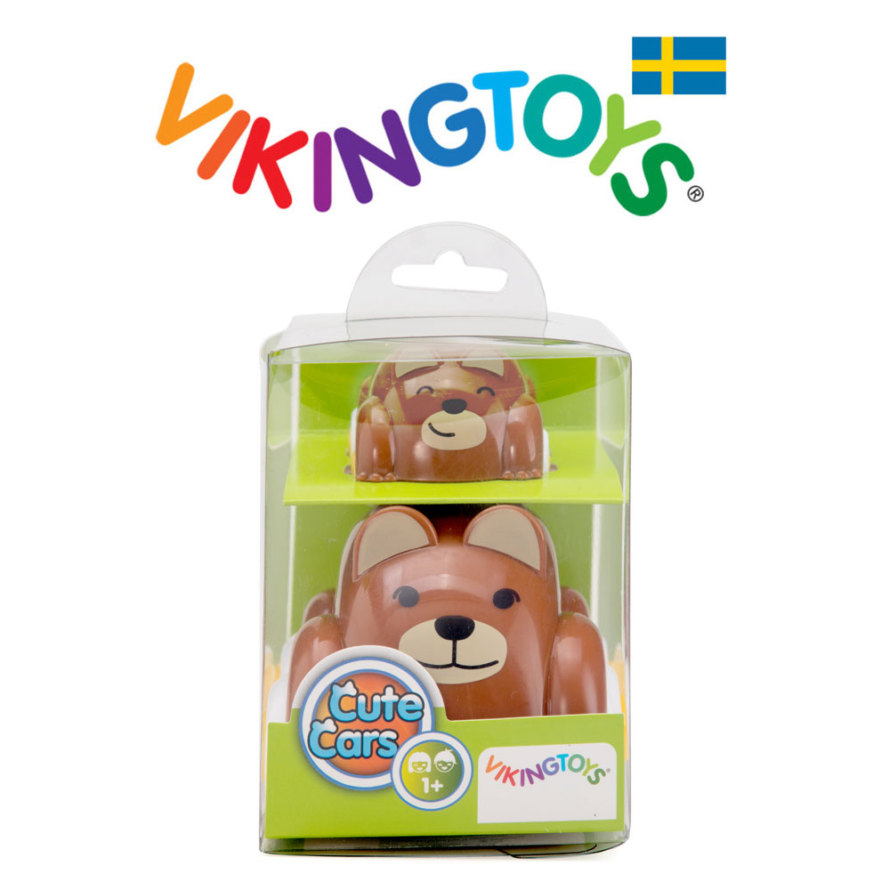 바이킹토이즈 큐트 베이비앤맘 곰(81052)