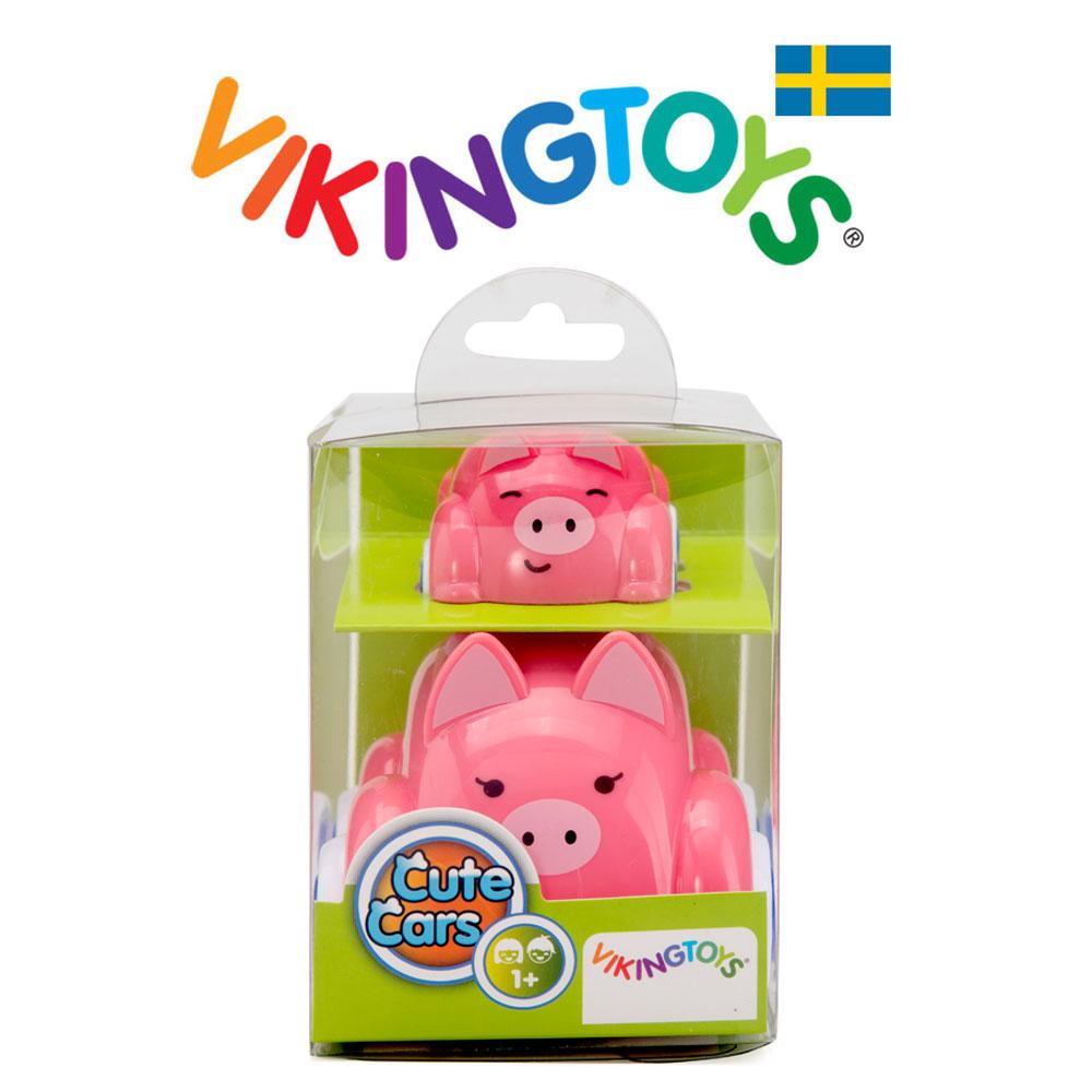 바이킹토이즈 큐트 베이비앤맘 돼지(81054)